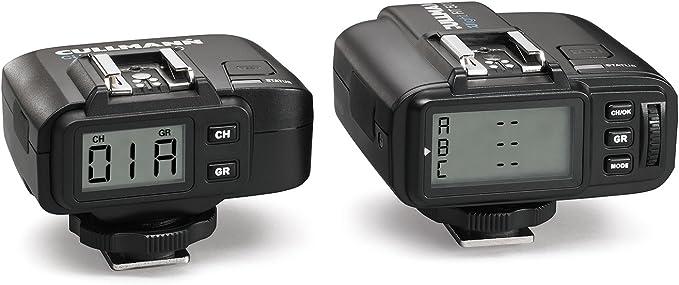 Cullmann Kit 500n Trigger Kit Kamera