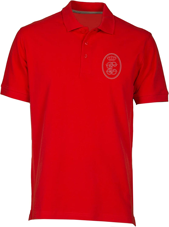 Speed Shirt Polo por Hombre Rojo TM0290 Guardia Civil Spagna ...