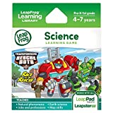 Software : LeapFrog Transformers Rescue Bots Race to the Rescue