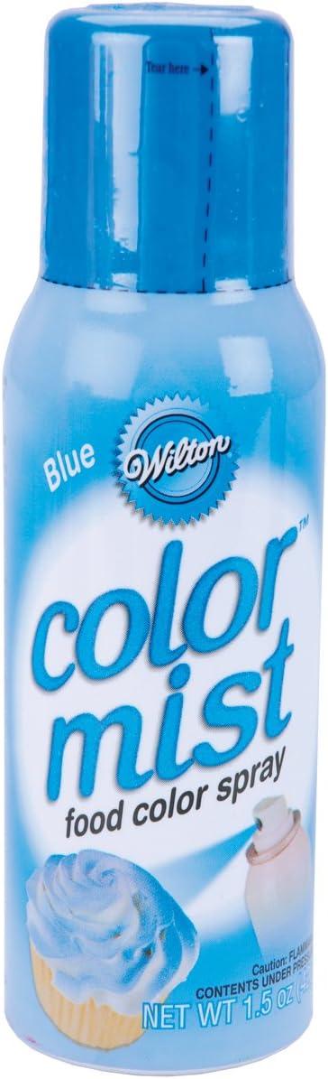 Wilton Food Decorative Color Mist, Blue