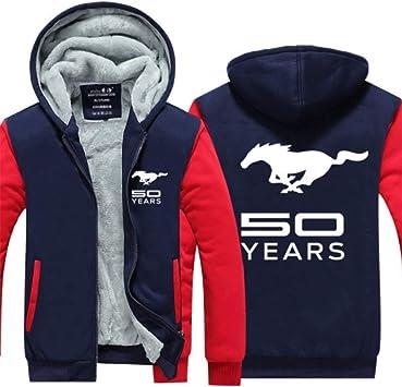 冬に適しメンズパーカーフルジップベルベットYEARD印刷太いフード付きセーターコートフリースパーカー、