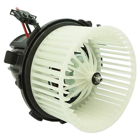 Aire acondicionado Calentador Blower Motor Asamblea W/Rueda para Audi A4 A5 Q5 S5