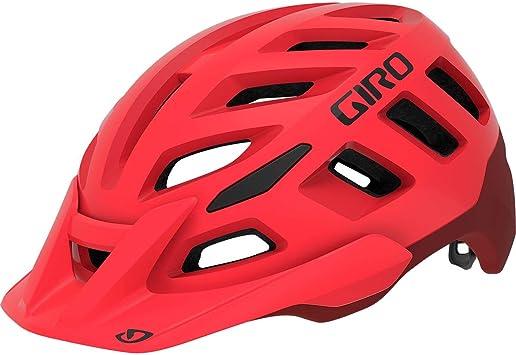 Giro Radix MIPS 2020 - Casco para Bicicleta de montaña, Color Rojo: Amazon.es: Deportes y aire libre