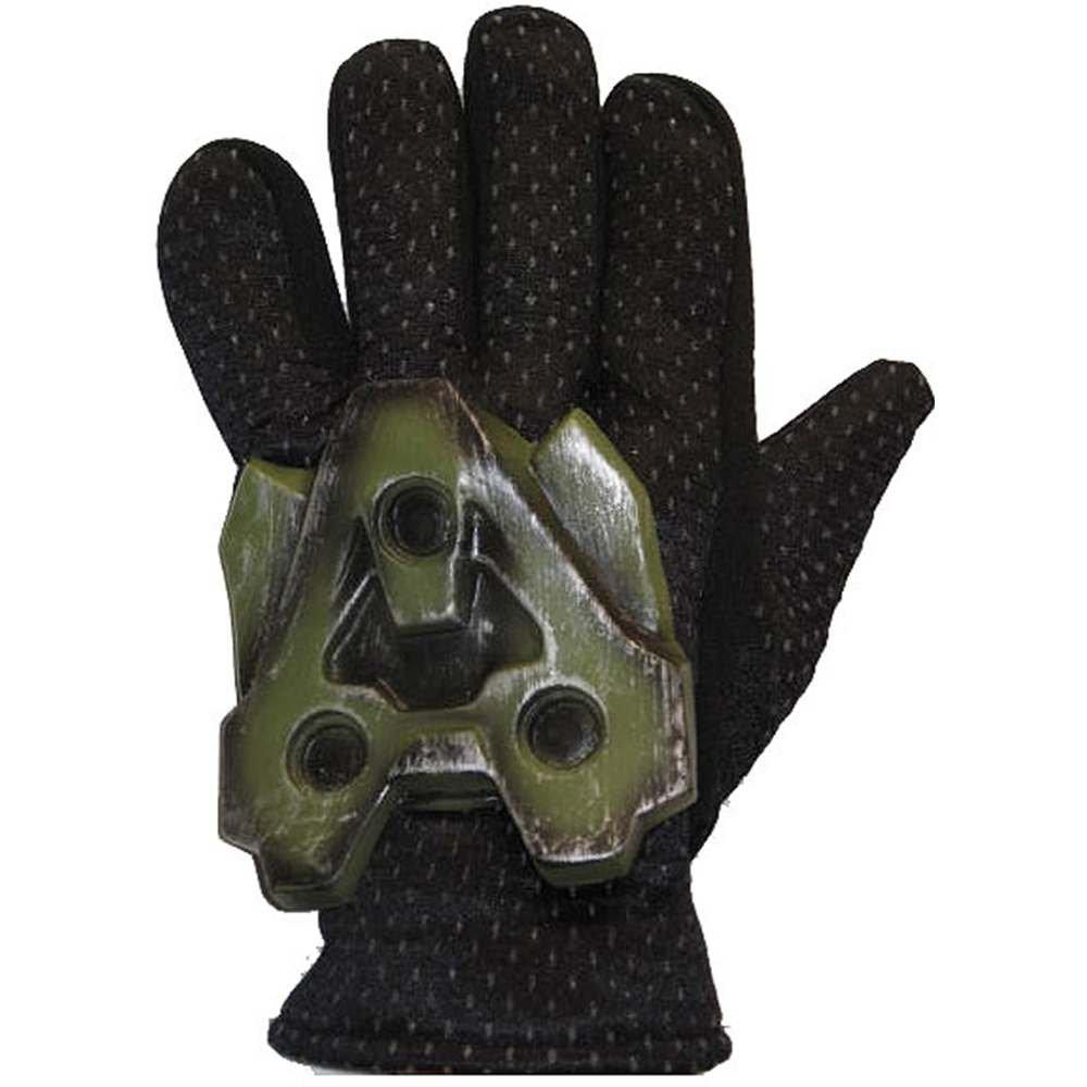 RUBIES traje de baño de Halo 3 - guantes de Co (e ...