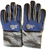 Mountain Made Bierstadt Cold Weather Active Wear Winter Gloves For Men and Women (X-Large, Black)