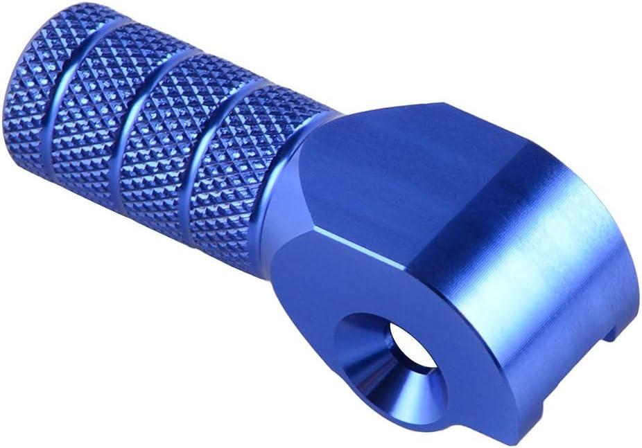 XFC-MTC Ingranaggio Shifter Leva del Cambio Tip for Husqvarna Te Fe TC FC TX FX FS 150 200 250 125 300 350 390 400 450 501 2017 2018 TC125 FC250 Colore : Blue