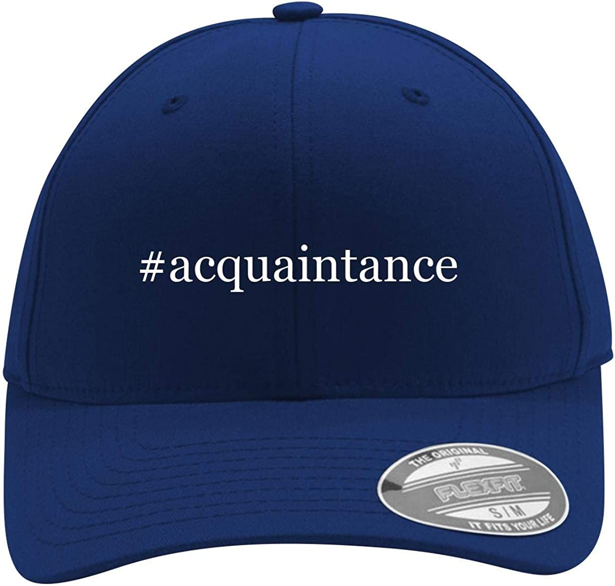 #Acquaintance - Men'S Hashtag Flexfit Baseball Cap Hat