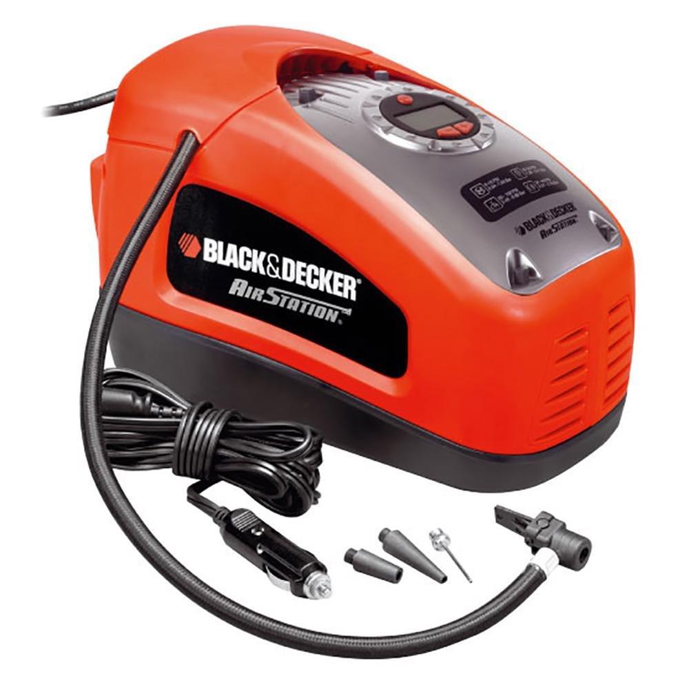 Black+Decker Rolltasche mit Autowerkzeugzubeh/ör, Taschenlampe, Schrauberklingen, Bits, Handwerkzeuge A7144
