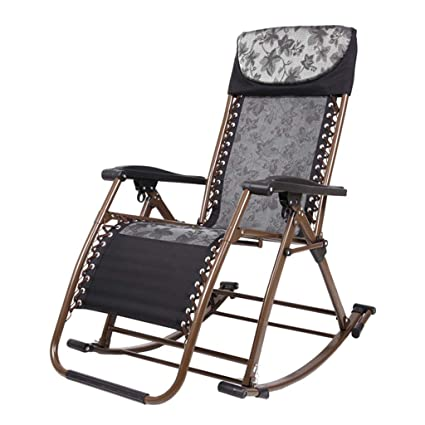 Strange Amazon Com Garden Rocking Chairs Sun Lounger Recliner Creativecarmelina Interior Chair Design Creativecarmelinacom