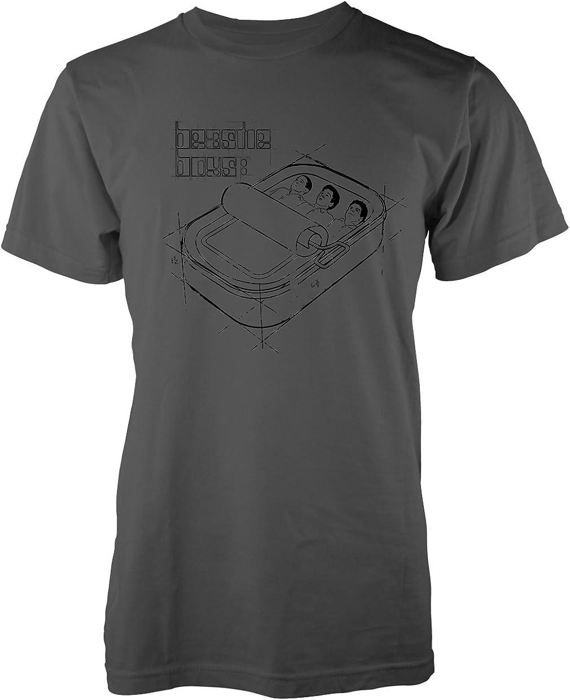 The Beastie Boys Hello Nasty Hip Hop Rock Oficial Camiseta para Hombre: Amazon.es: Ropa y accesorios
