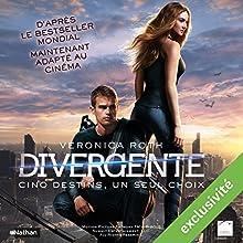 Divergente (Divergente 1)   Livre audio Auteur(s) : Veronica Roth Narrateur(s) : Marine Royer