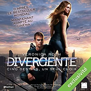 Divergente (Divergente 1) Hörbuch