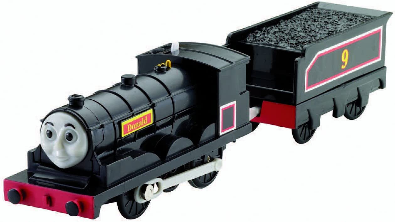 Fisher-Price Thomas /& Friends TrackMaster Donald