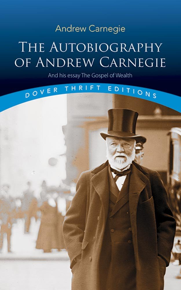 Good Proposal Essay Topics The Autobiography Of Andrew Carnegie And His Essay The Gospel Of Wealth  Dover Thrift Editions Andrew Carnegie  Amazoncom Books Examples Of English Essays also Thesis Statement For Descriptive Essay The Autobiography Of Andrew Carnegie And His Essay The Gospel Of  How To Write An Essay For High School Students