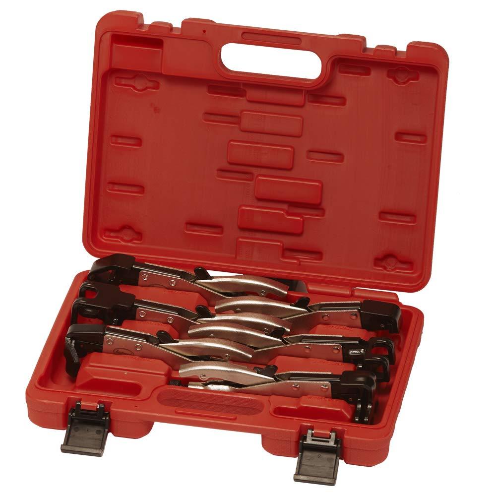 Malco WPAK Axial Weld-Bonding Pliers Kit (1 Set of 6 Pliers) by Malco
