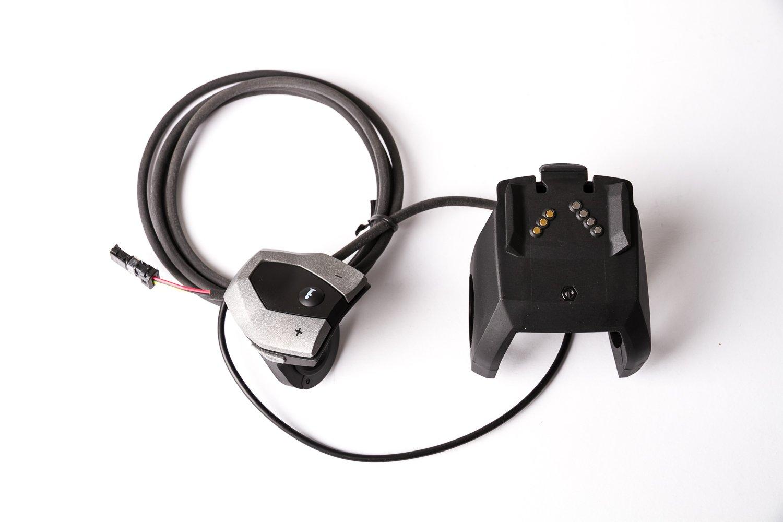 BOSCH Pedelec E-Bike Bedieneinheit Displayhalter INTUVIA silber bis 2013