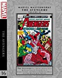 img - for Marvel Masterworks: The Avengers Vol. 16 book / textbook / text book
