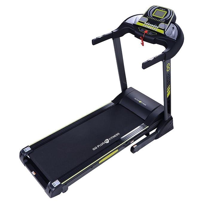Cinta de correr motorizada de 2,5 CV plegable plegable ejercicio ...