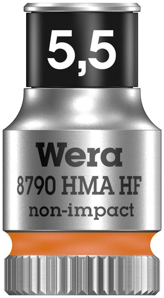 Wera Belt 1 Zyklop 1//4 Socket Belt Set with Holding Function Metric 05003880001 4013288190758