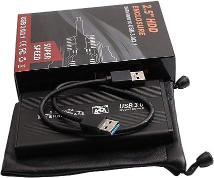 Unidad de Disco Duro portátil portátil Usb3.0 Caja de Disco Duro ...