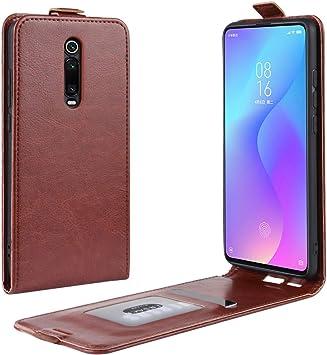 Phone Estuche Protector Crazy Horse Vertical Flip Leather for ...