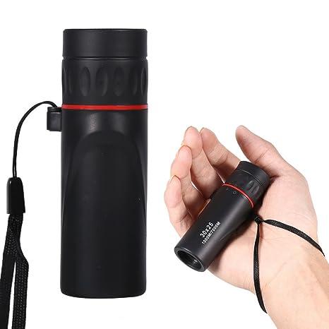 30x25,Optical Monocular Portable Focus Telescope Waterproof IT