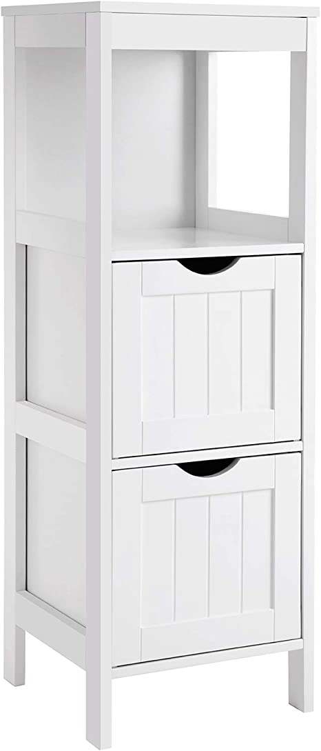 Bathroom Storage Cabinet Corner Wall Mounted Organizer Kitchen Pantry Cupboard