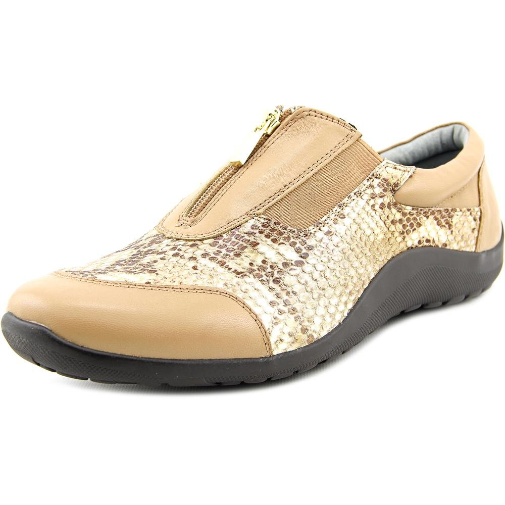 Ros Hommerson Women's Nadia Oxfords, Bronze Leather, 9.5 M