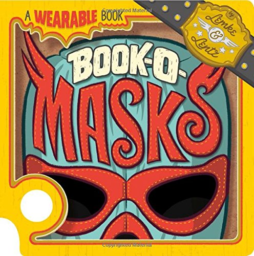 Book-O-Masks: A Wearable Book (Wearable Books) -