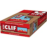 Clif Energy Bar Almond Fudge Cereal Bars, 12 count