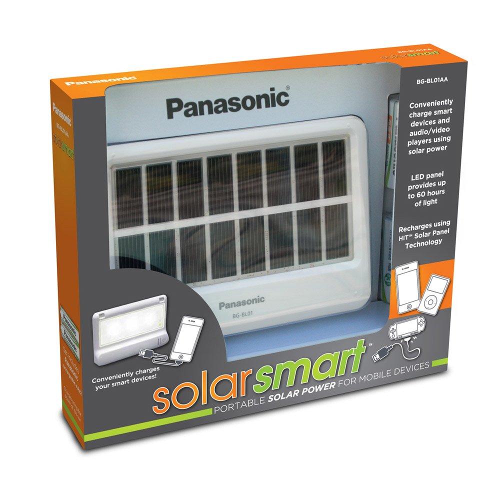 Amazon.com: Panasonic solarsmart Portable Solar Power para ...
