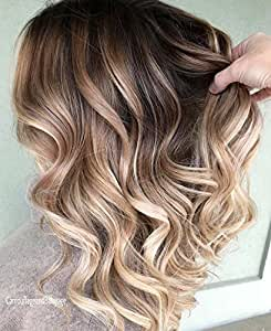Amazon Com Sunny 18 Quot Invisible Hair Extensions Halo Hair