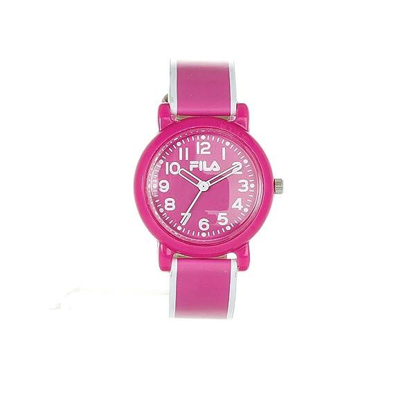 Fila FL38016005 - Reloj analógico de cuarzo infantil