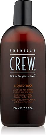 American Crew Liquid Wax Each Bottle 5.1 Fluid Ounce 3-Pack, 5.1oz Each Bottle