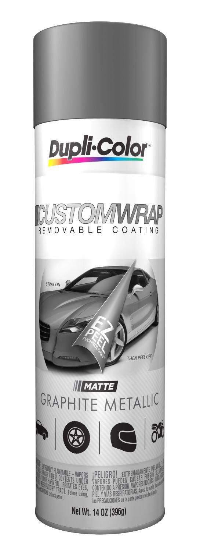 Dupli-Color CWRC500 Custom Wrap Removable Coating - 14 fl. oz.