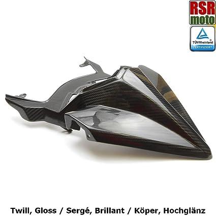 RSR moto Kawasaki H2 H2r Premium de fibra de carbono cola ...