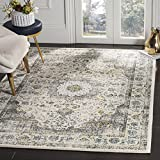Cheap Safavieh Evoke Collection EVK220B Vintage Oriental Grey and Gold Area Rug (11′ x 15′)