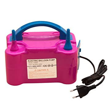 Artbro automatique Pompe à ballon électrique Ballon gonflable machine  Portable Ballon Gonfleur Pompe à air gonflable 10396a920e77