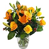 Clare Florist Autumn Sunlight Fresh Flower Bouquet