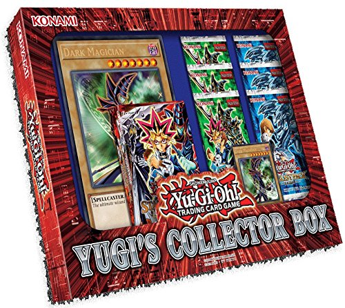 Collector Deck Box - Yu-Gi-Oh! CCG: Yugi's Collector Box
