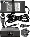 Adaptateur Pc Portable D'origine Pour Dell JU012 130W Chargeur Adaptateur AC PC Portable 19.5v 6. 7 a Alimentation En Courant DA130PE1-00 PA-4E CM161 Partie Compatible #: 330-1829, 330-1830, X408G, D232H, 0X408G, 0D232H + UK Power Cord - Garantie 1 An Vendu Par (ordinateur portable-Accessories4u)