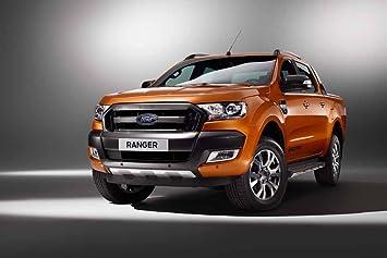 New Ford Ranger 2016 >> Amazon Com Ford Ranger Wildtrak 2016 Truck Print On 10