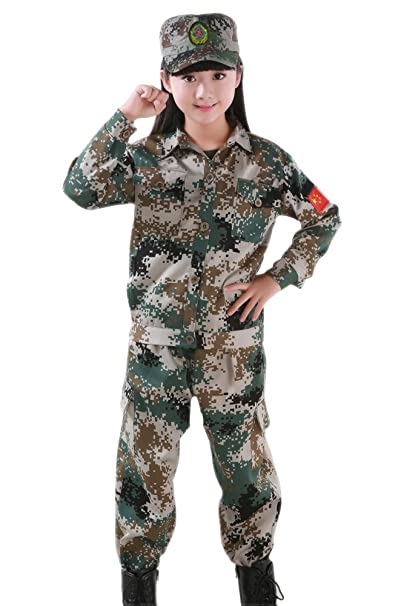 Amazon.com: KINDOYO Boys Girls Men Women Military Training ...