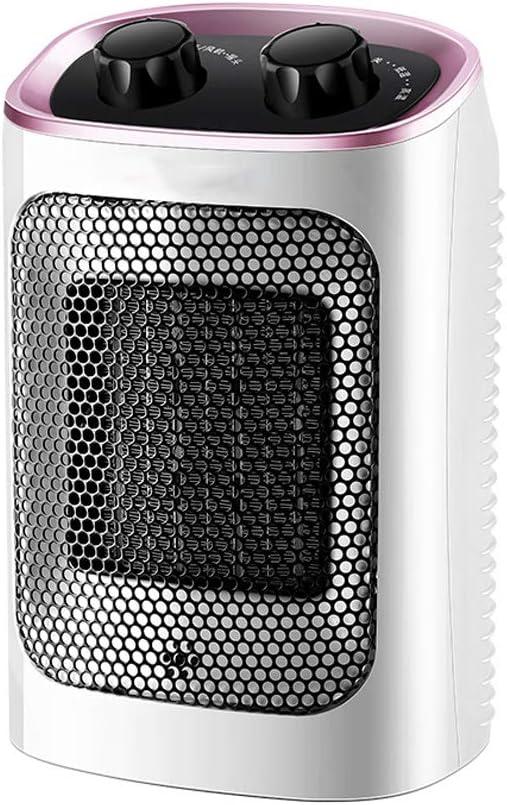 GXDHOME Calefactores Mini Calentador de Ventilador eléctrico ...