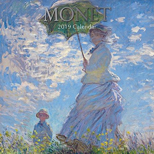 Monet 2019 Calendar