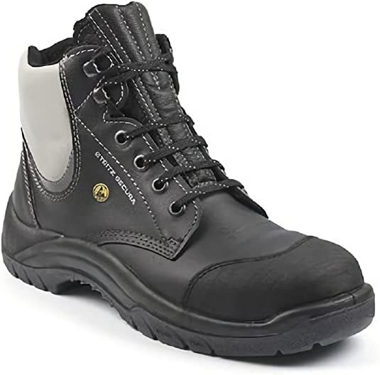 6e steel toe work boots uk