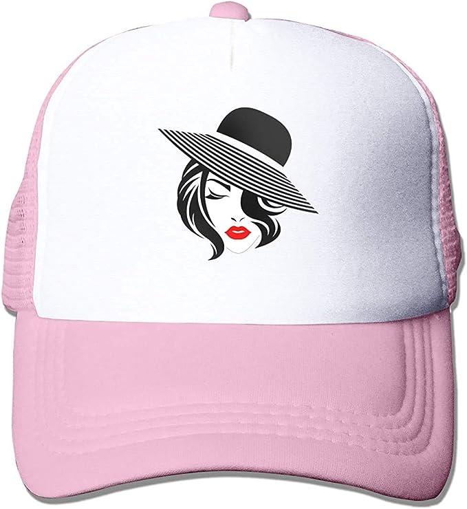 heefan Capelli Corti da Donna con Cappello Berretto da ...