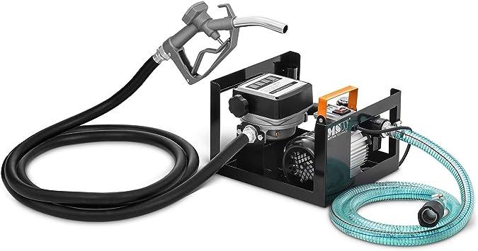 Electric Diesel Pump Transfer Fuel Extractor Fluid 2800 U//min Nozzle Adequate