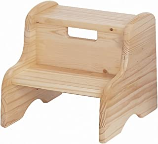 product image for Sanded and Unfinished Step Stool