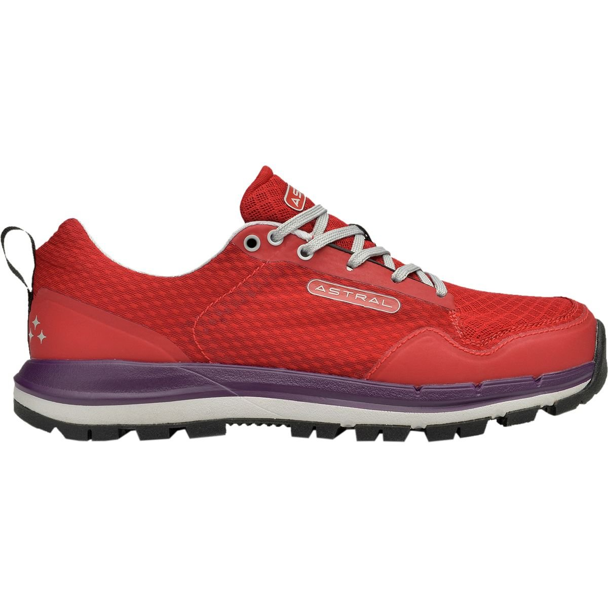 Astral Tr1 Mesh Water Shoe - Women's Rosa Red, 6.0 by Astral